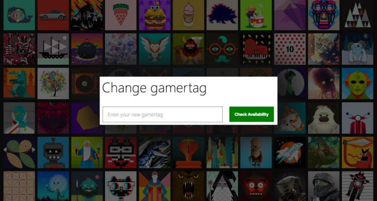 Vous pouvez maintenant choisir n'importe quel gamertag Xbox