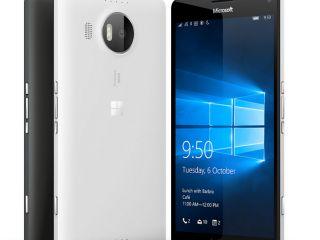 Test du Microsoft Lumia 950 XL sous Windows 10 Mobile