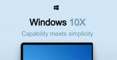 Windows 10X : sortie sur PC et tablettes, Launcher à la place du Menu Démarrer