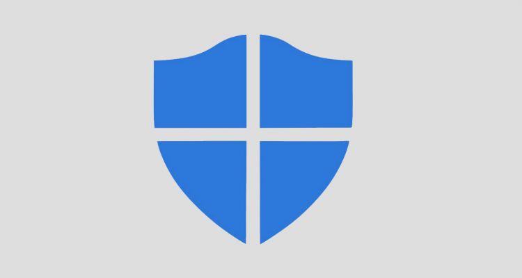 « L'analyse de l'antivirus Windows Defender a ignoré un élément...  »