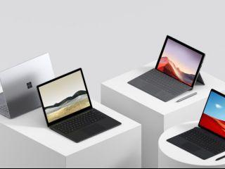 Jusqu'à 20% de réduction pour les Surface Pro 7 et Laptop 3