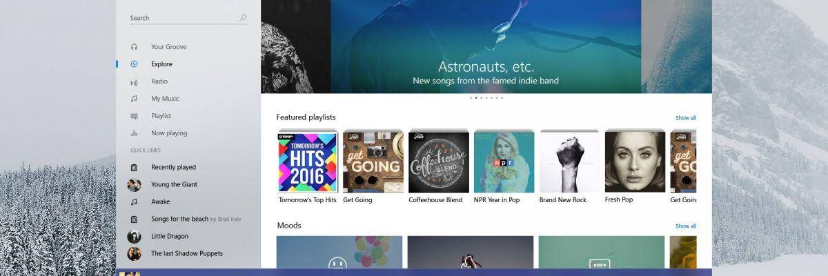 Project NEON : Microsoft confirme et l'inclura dans la mise à jour Redstone 3