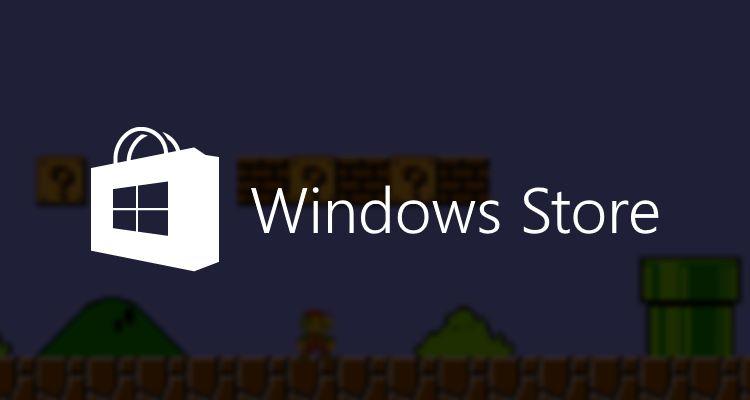 Les émulateurs de jeux vidéo retirés du Windows Store