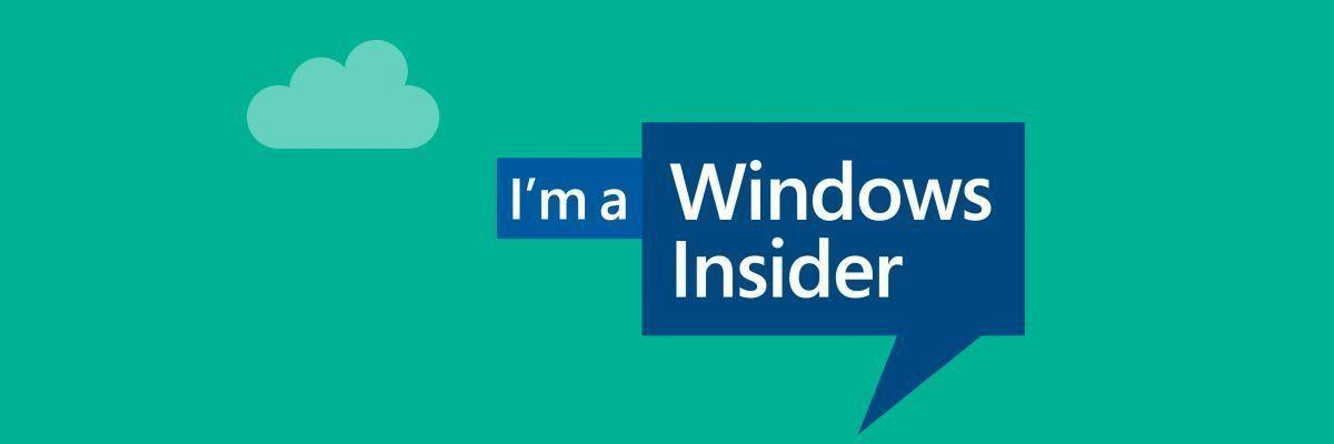 Faites-vous partie des 16,5 millions d'Insiders Windows 10 ?