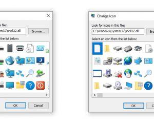 Windows 10 abandonnera les icônes héritées de Windows 95 avec Sun Valley