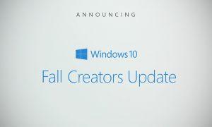Windows 10 Fall Creators Update : voici la liste des fonctionnalités supprimées