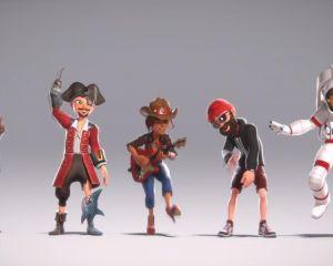 Les nouveaux avatars Xbox seront seulement lancés en 2018
