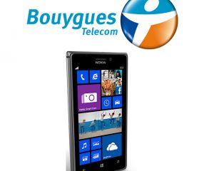 Le Nokia Lumia 925 bientôt disponible chez Bouygues Telecom
