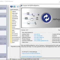 Synchroniser Outlook sans passer par le Cloud avec MyPhoneExplorer