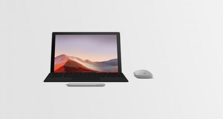 [Bon plan] Grosse promo sur deux packs Surface Pro 7 à partir de 899€