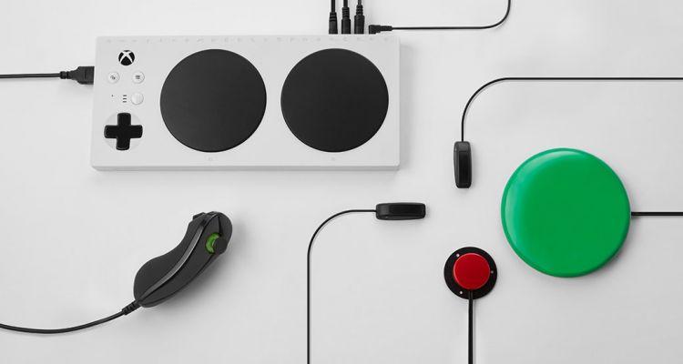 Jouer à la Nintendo Switch avec le Xbox Adaptive Controller, c'est possible !
