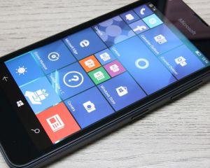 La dernière mise à jour de Windows 10 Mobile est disponible (build 15254.600)