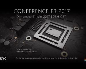 Microsoft dévoilera la Xbox Scorpio à l'E3 ce dimanche à 23h