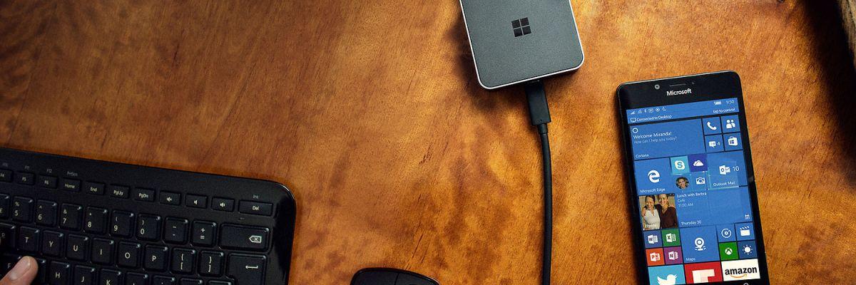 [Bon plan] Un Lumia 950 XL + le dock HD 500 + un écran, clavier... pour 699€