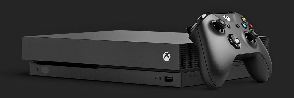 Un très bon départ pour la Xbox One X, une semaine après sa commercialisation