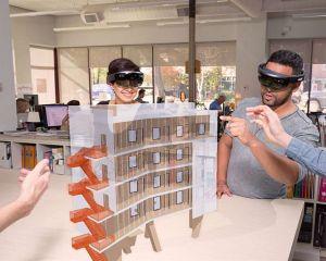 SketchUp Viewer, la première application commerciale dédiée à HoloLens