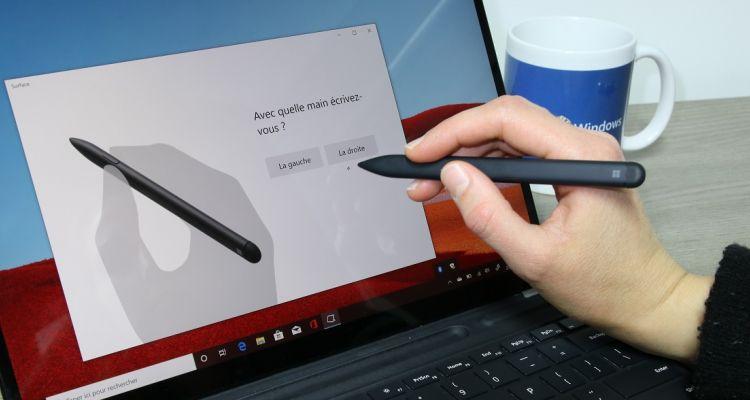 Rencontrez-vous des problèmes avec votre stylet Surface sous Windows 10 ?