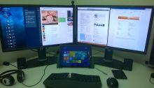 La Creators Update prend mieux en charge l'affichage sur plusieurs écrans