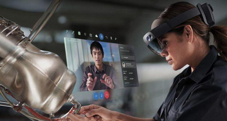 Les développeurs et entreprises peuvent acheter ou louer HoloLens 2