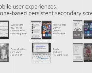 FlexCase, un étui doté d'un écran flexible élaboré par Microsoft Research