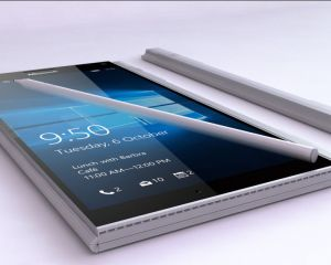 [Concept] Une variante du supposé Surface Phone... dépliable
