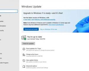 Windows 11 est disponible : quand pourrez-vous installer la mise à jour ?