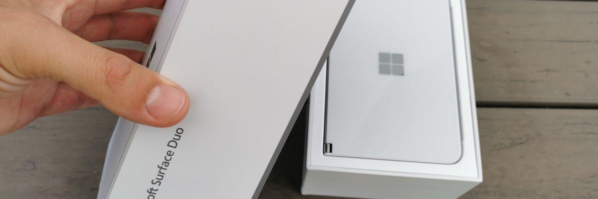 Surface Duo : j'ai enfin testé l'appareil pliable de Microsoft