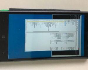Windows 10 ARM sur les Lumias : le tactile fonctionne