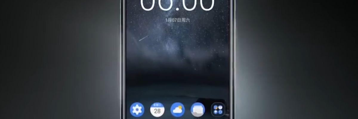 [MAJ2] [CES 2017] Nokia : son grand retour avec le Nokia 6 sous Android Nougat