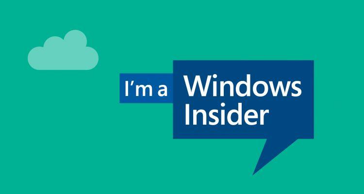 Une nouvelle mise à jour 19H1 est disponible pour les Insiders Windows 10