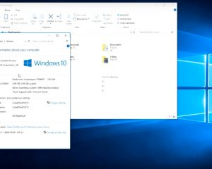 [BUILD 2017] Démonstration de Windows 10 ARM en vidéo