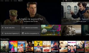 Films et TV va profiter de vidéos en 360 degrés via la Creators Update