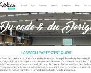 Waou Party : un concours pour développeur pour améliorer le Windows Store