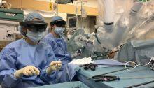 Franc succès pour une opération chirurgicale réalisée avec l'aide de Hololens