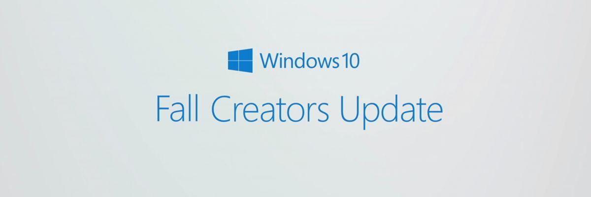 [BUILD 2017] Windows 10 Fall Creators Update est prévu pour septembre