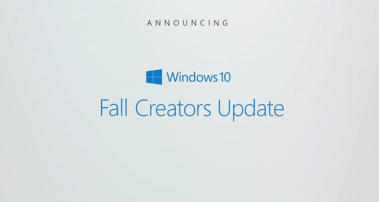 ​[BUILD 2017] Windows 10 Fall Creators Update est prévu pour septembre
