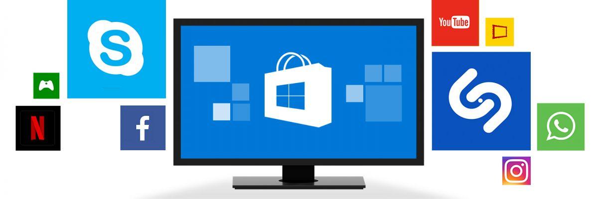 Il y aurait plus de 35 millions d'applications et de jeux sous Windows