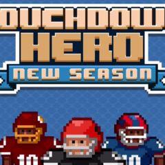 Le jeu Touchdown Hero: New Season est porté sur le Store par Game Troopers