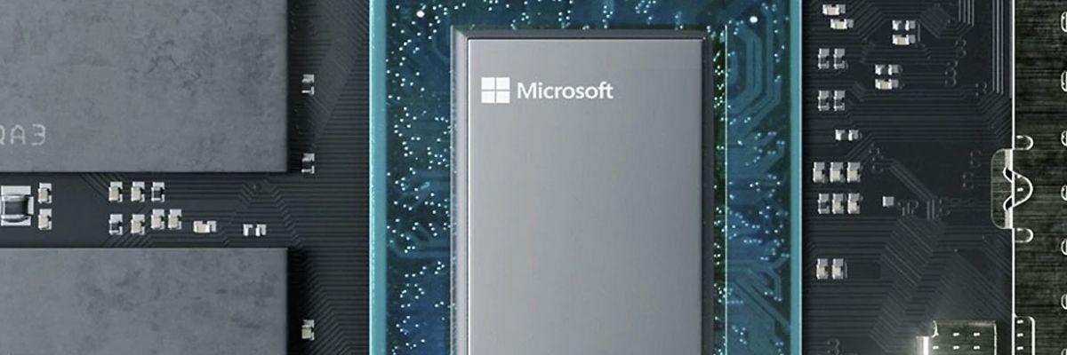Microsoft préparerait son propre processeur ARM pour concurrence l'Apple M1