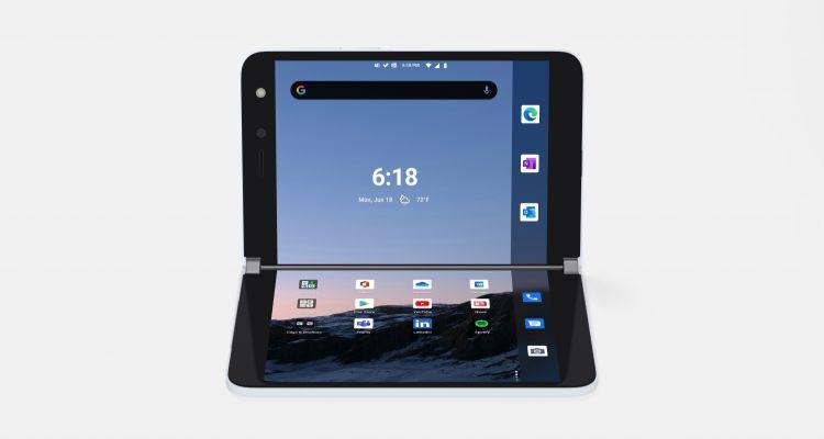 Le Surface Duo est disponible en France dès aujourd'hui !