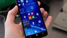Rumeur du jour : un Samsung Galaxy S8 sous Windows 10 Mobile
