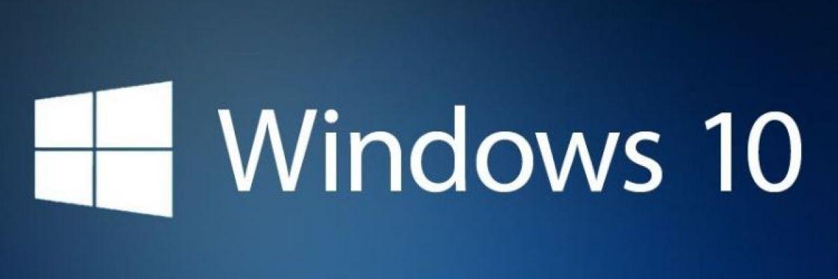 Windows 10 (Mobile) : la build 14393.576 arrive en Release Preview + Production
