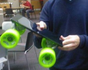 "Fan de skateboard ? Découvrez la nouvelle ""surface board"" !"