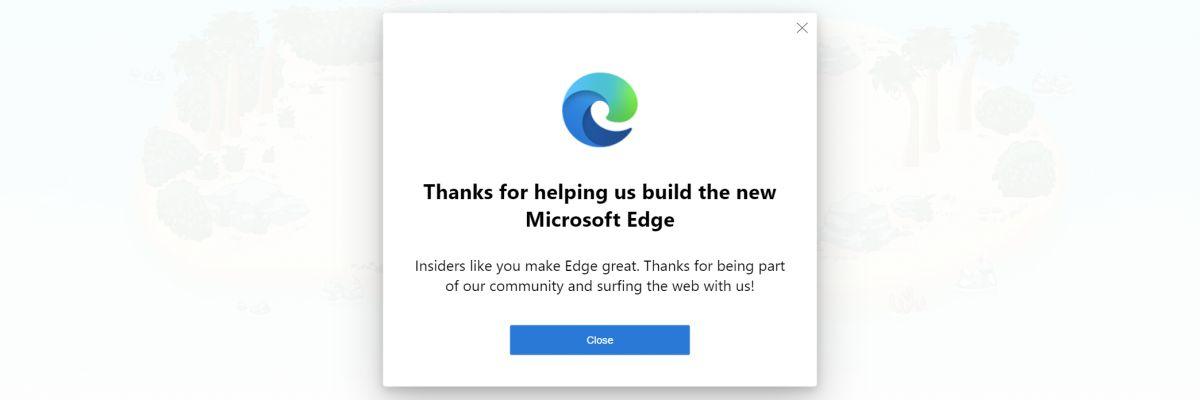 Le navigateur Edge s'offre un nouveau logo