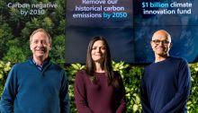 Urgence climatique : Microsoft veut capter tout le CO2 qu'il a émis depuis 1975
