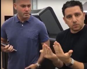 Un Microsoft Band 2 blanc est apparu au poignet de Panos Panay
