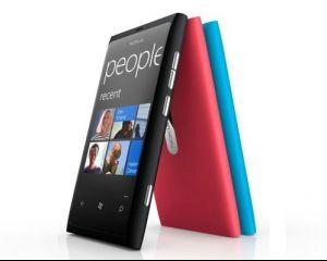 Le Nokia Lumia en cyan et en magenta disponibles chez SFR