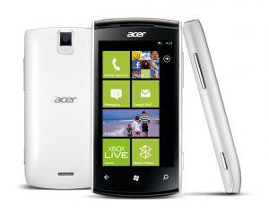Acer dévoile son premier Windows Phone : Acer Allegro
