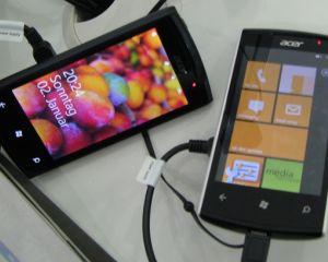 Le Acer Allegro, un Windows Phone bientôt chez nous