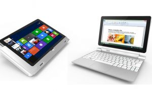 Acer Iconia W510 et Iconia W700 : deux tablettes sous Windows 8
